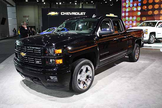 Gmc Special Edition Trucks >> 15 디트로이트 7신 - 픽업 트럭 전쟁 다시 점화? > 브랜드와 마케팅 | 글로벌오토뉴스